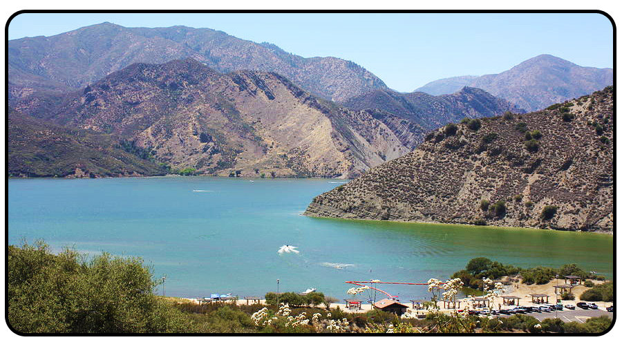 Pyramid lake rich tauber fishing southern california for Freshwater fishing in southern california