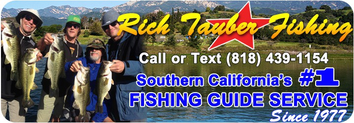 Gallery rich tauber fishing southern california for Southern california fishing charters
