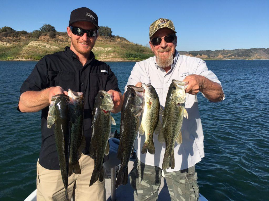 southern california bass fishing guide report 06 20 2016