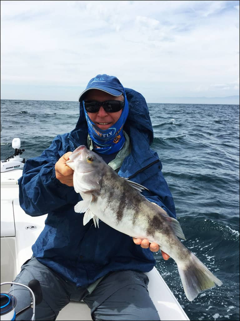 Saltwater Fishing Charter Report 09/10/2017